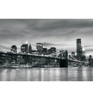 Fototapet: Brooklyn Bridge - 254x368 cm