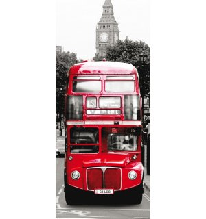 Fototapet: LONDON Spirit - 211x91 cm