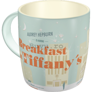 Cană - Breakfast at Tiffany's