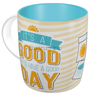 Cană - It's a Good Day to Have a Good Day