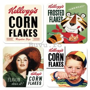 Set de suporturi - Corn Flakes Set