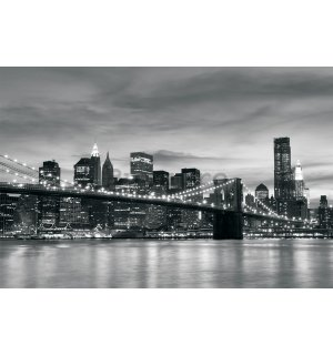 Fototapet: Brooklyn Bridge - 104x152,5 cm