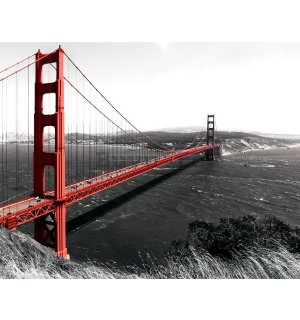 Tablou canvas: Golden Gate Bridge (3) - 75x100 cm