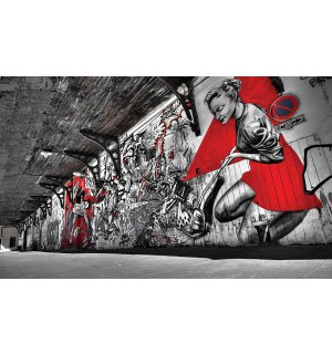 Tablou canvas: Street Art (2) - 75x100 cm