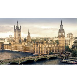 Tablou canvas: Westminster (3) - 75x100 cm