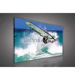 Tablou canvas: Surfing - 75x100 cm