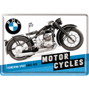 Ilustrată metalică - BMW Motorcycles (Since 1923)