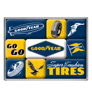 Magnet - Good Year Tires