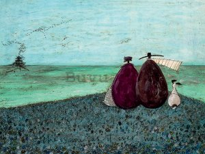 Tablou canvas - Sam Toft, The Same as it Ever Was