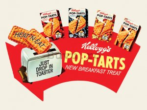 Tablou canvas - Kellogg's, Pop Tarts - Arrow
