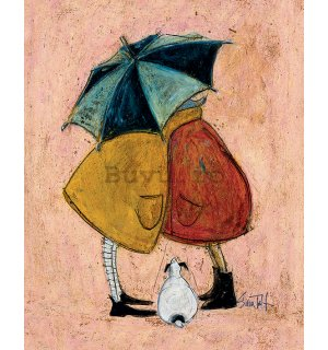 Tablou canvas - Sam Toft, A Sneaky One