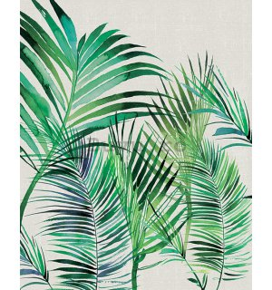 Tablou canvas - Summer Thornton, Palm Leaves