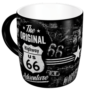Cană - Route 66 (The Original Adventure)