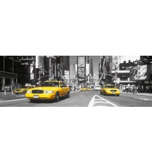 Poster - Taxi galben, Time Square (3)