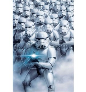 Poster - Star Wars troopers