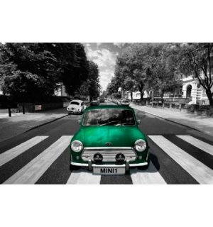 Poster - Abbey Road mini
