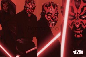Poster - Star Wars Darth Maul