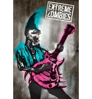 Poster - Extreme Zombies