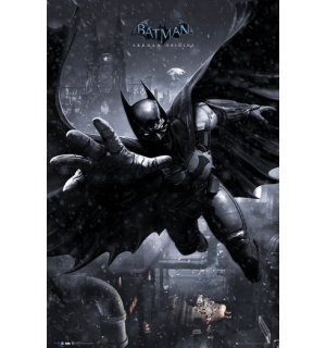Poster - Batman Arham Origins (2)