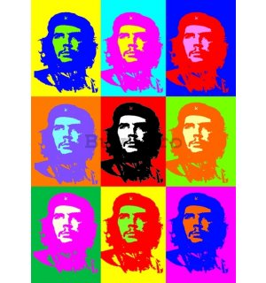 Poster - Che Popart
