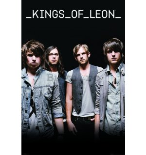 Poster - Kings Of Leon Group