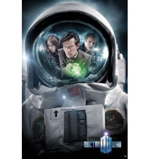 Poster - Doctor Who (The Impossible Astronaut)