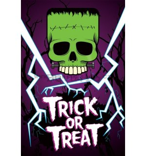 Poster - Trick Or Treat (Glow In The Dark!)
