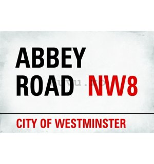 Poster - Abbey Road