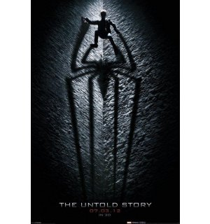 Poster – Spiderman (The Untold Story)