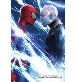 Poster - Amazing Spiderman 2 (Spiderman & Electro)