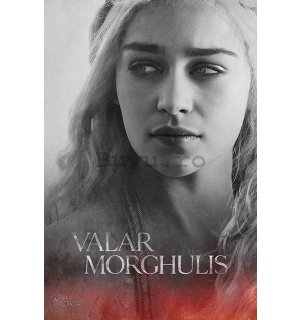 Poster - Game of Thrones (Valar Morghulis)