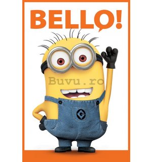 Poster - Despicable Me 2, Minion (Bello!)