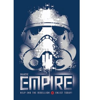 Poster - Star Wars Rebels (Enlist Empire)
