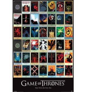 Poster - Game of Thrones (EPISODES)