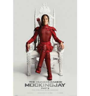Poster - The Hunger Games: Mockingjay - Part 2 (1)