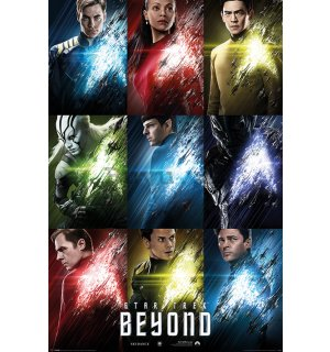 Poster - Star Trek Beyond (2)