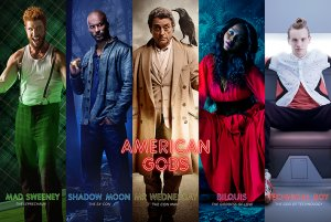 Poster - American Gods (1)