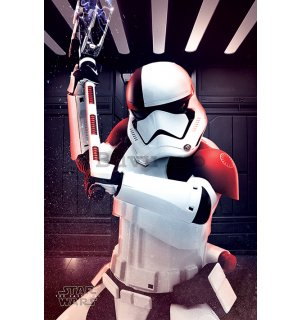 Poster - Star Wars Last Jedi (Executioner Trooper)