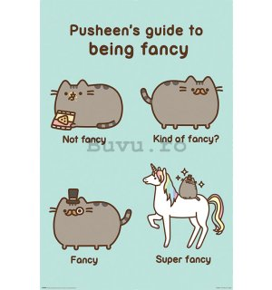 Poster - Pusheen (Super Fancy)
