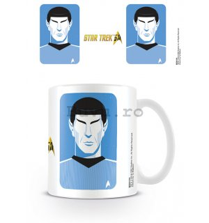 Cană - Star Trek (Blue Spock)