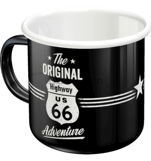 Cană metalică - The Original Route 66 Adventure