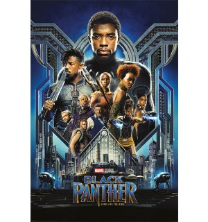 Poster - Black Panther (One Sheet)