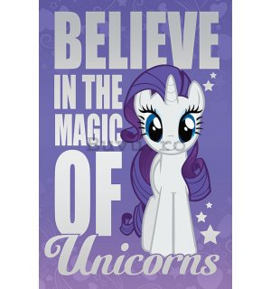 Poster - My Little Pony (Unicorns)