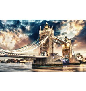Tablou canvas: Tower Bridge (3) - 75x100 cm