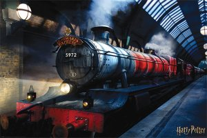 Poster - Harry Potter (Hogwarts Express)