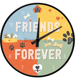 Ceas retro - Friends Forever