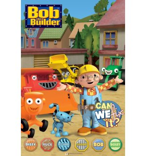 Poster - Bob The Builder