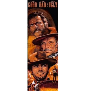 Poster - The good, the bad and the