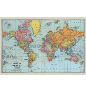 Poster - World Map (1)