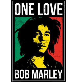 Poster - Bob Marley (One Love)